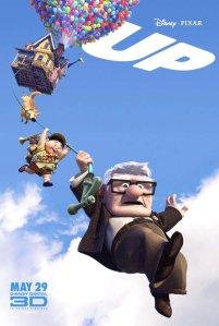 Disney Pixer 3D FILM - UP