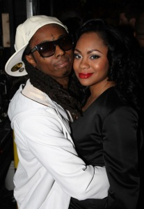 Lil wayne and Nivea are engaged